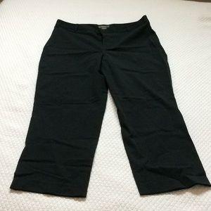 Banana republic black dress pants